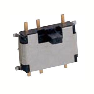 MSS6 - img - SLIDER SWITCHES - - PCB, PANEL MOUNT switches. RJS Electronics Ltd