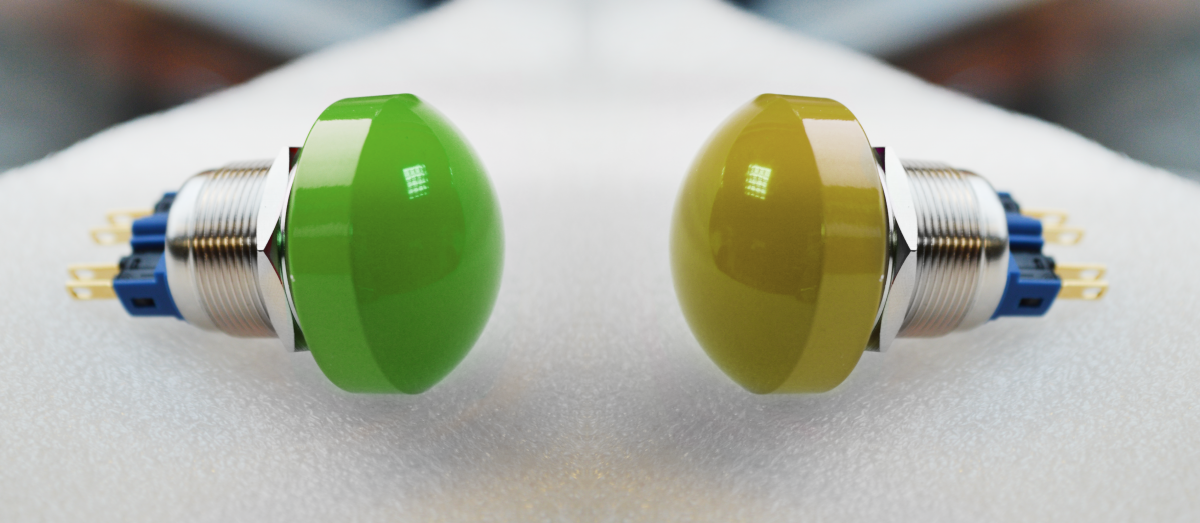 mushroom caps custom colours rjs electronics
