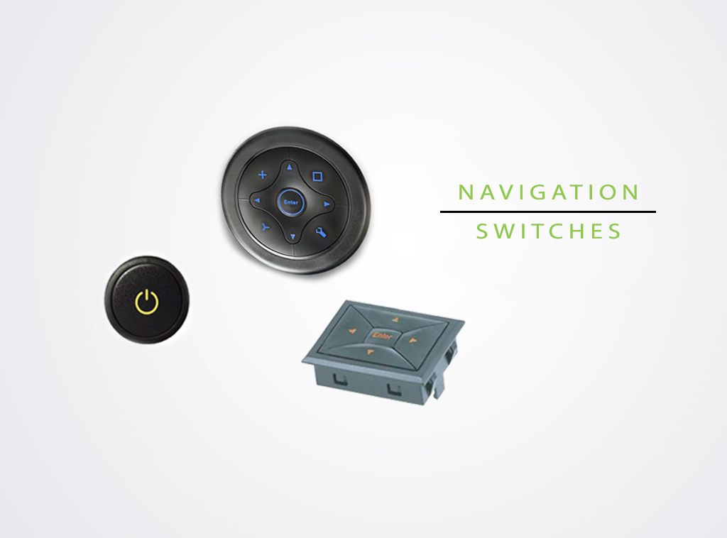 NAVIGATION SWITCHES
