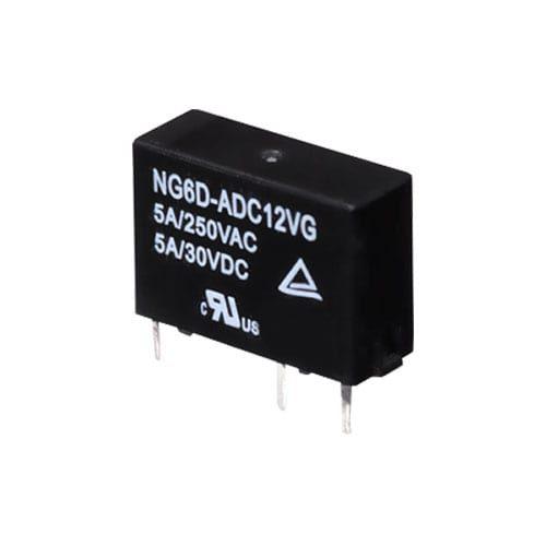 Relays NG6D, Relays, Comm's Relays, RJS Electronics Ltd.