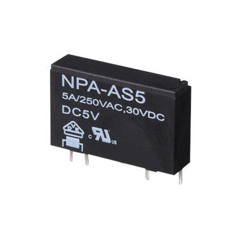 Relays NPA RJS Electronics Ltd.