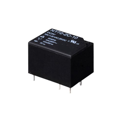 Relays, General Purpose, NT72 & NT72-2, RJS Electronics Ltd.
