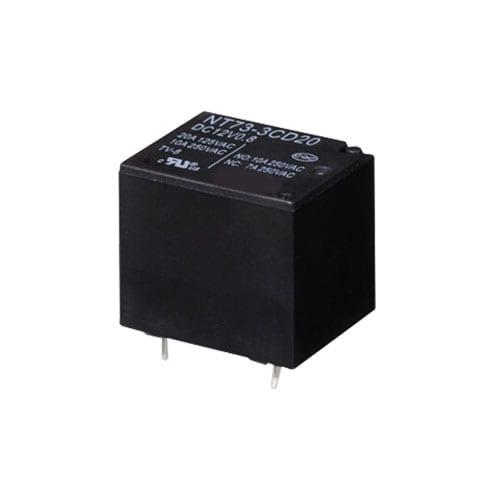 Relays, General Purpose, NT73-3, RJS Electronics Ltd.