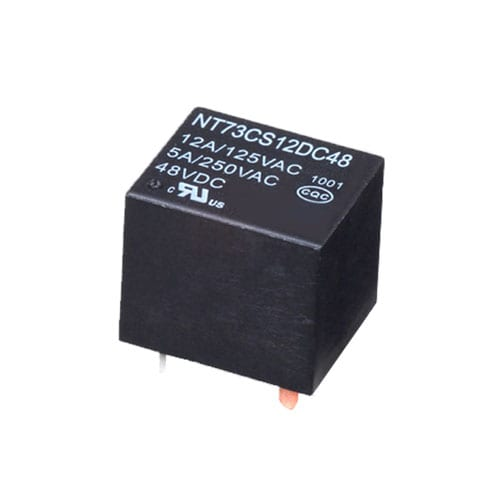 NT73 (JQC-3FC), Relays, General Purpose, RJS Electronics Ltd.