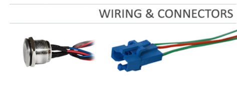 Custom panel mount, wiring and connectors. Ask our Sales engineers how we can help. RJS Electronics Ltd.
