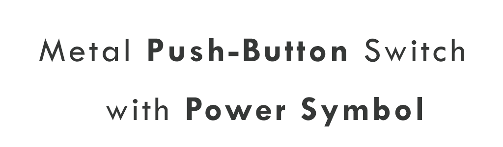 RJS Electronics blog: Power Switches. Push Button Metal Switches with Power LED illuminated switches.