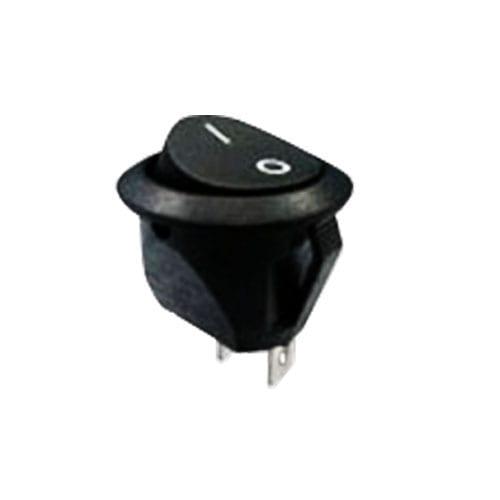 RC Rocker Switches custom symbol panel mount plastic metal push button rocker