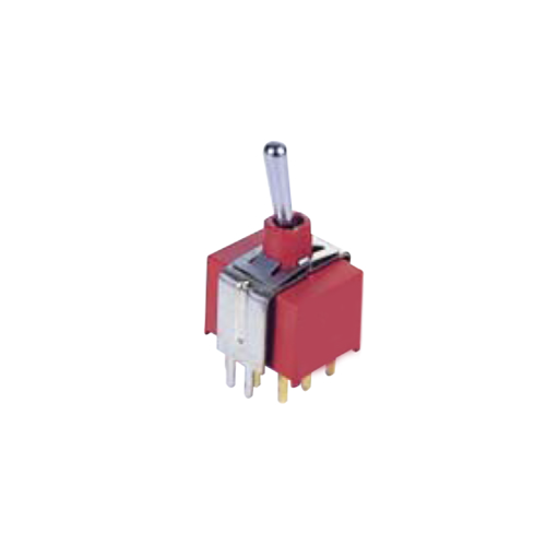 PCB, Toggle & Rocker Switch, RJS-1A-VS2-VS3-3PDT, plastic, metal, toggle, 3p,dt, PCB, Panel mount, Toggle Switches, IP rated, without LED illumination, guards and accessories available. Miniature toggle switch, sealed waterproof toggle switch, sub-miniature toggle switches, ultraminiature toggle switches. Horizontal, right angle, vertical toggle switch. RJS Electronics Ltd.