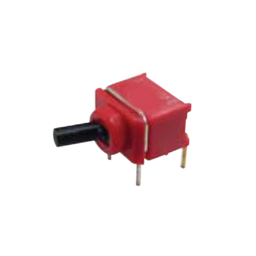RJS 2U M6 Toggle & Rocker Switch, PCB, Panel mount, Toggle Switches, IP rated, without LED illumination, guards and accessories available. Miniature toggle switch, sealed waterproof toggle switch, sub-miniature toggle switches, ultraminiature toggle switches. Horizontal, right angle, vertical toggle switch. RJS Electronics Ltd.
