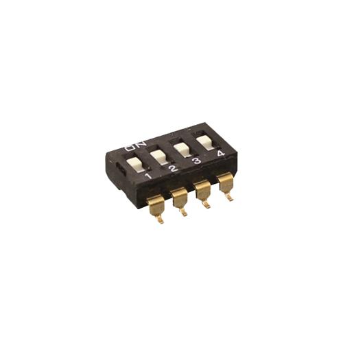 Dip switch, PCB mount, RJS Electronics