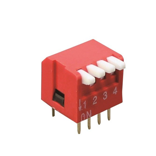 Dip Switch with RJS Electronics Ltd
