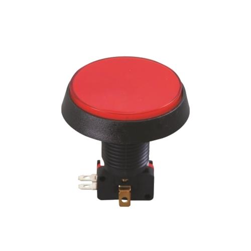 led illuminated gaming push button switch