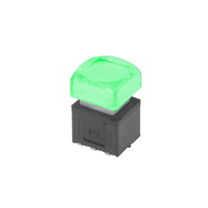 RJS-KA-15MM-ILLUMINATED-PUSH BUTTON SWITCH - GREEN - RJS ELECTRONICS LTD.