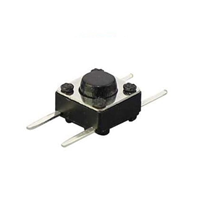 non-illuminated tact switch. PCB