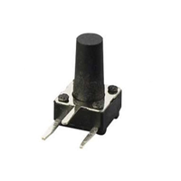 Non-illuminated tact switches, PCB.