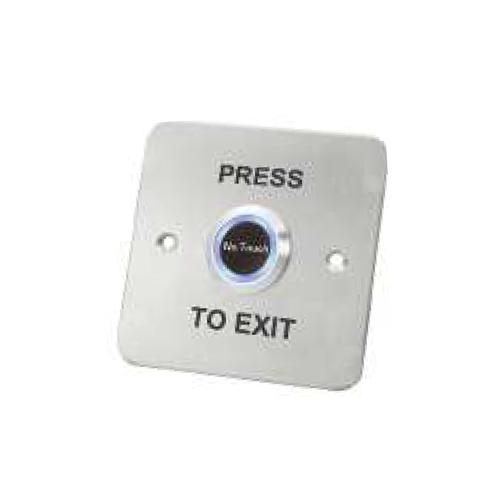 touchless exit button, rjs electronics ltd