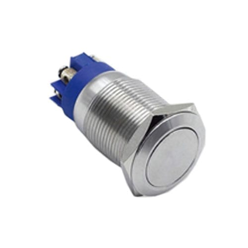 19mm push button metal switch