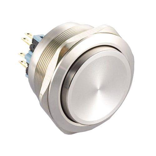 RJS(234)03-40(A)-H-(BSBLK)-67J, 40mm push button switch