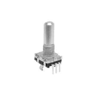 RJSENCODE-11B20204 – Non-illuminated rotary encoder switch.