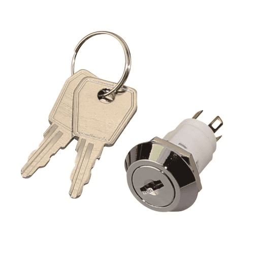 Industrial controls RJSKL160127-2POS Key lock switches