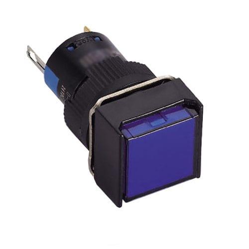 Plastic led indicator switch rjs electronics