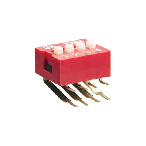 Right angle type dip switch, rjs electronics ltd