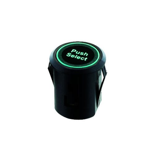 SF20EA LED Illumination custom symbol push button switch GREEN