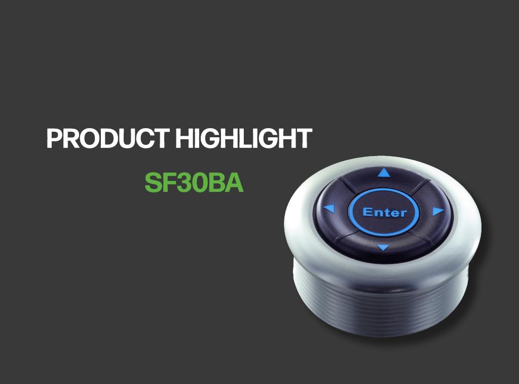 Navigation module, sf39ba, product highlight, rjs electronics ltd