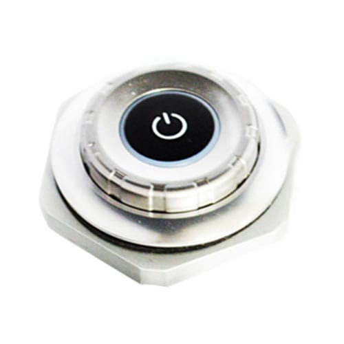 RJS-SF39EB Rotary Encoder center pushbutton switch panel mount