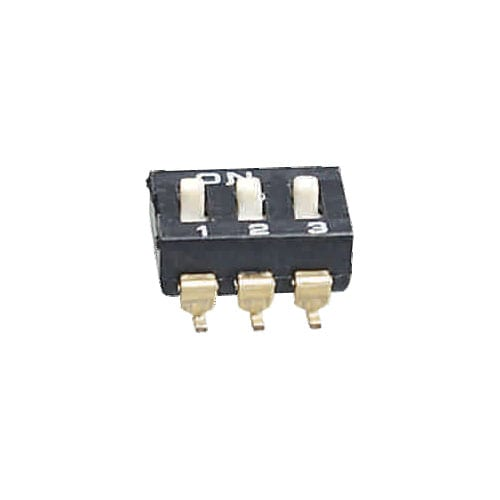 SMD dip switches, rjs electronics ltd