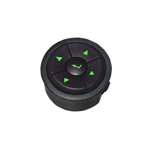 SNA1 green 5 way module navigation switch PUSHBUTTON SWITCH, PANEL MOUNT, rjs electronics ltd