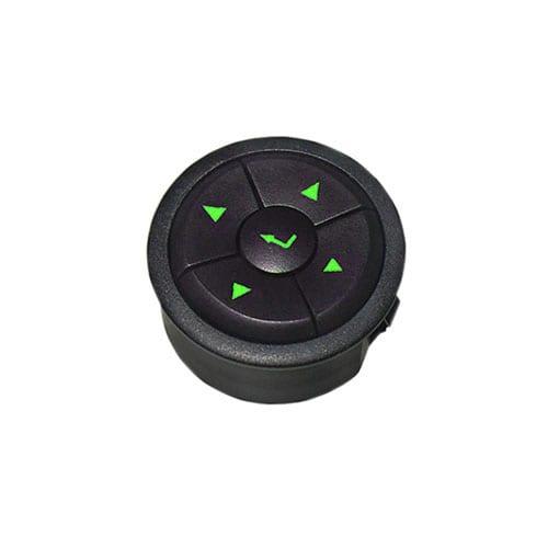 SNA1 green 5 way module navigation switch PUSHBUTTON SWITCH, PANEL MOUNT, rjs electronics ltd