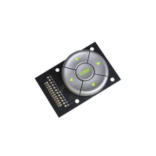 Navigation switch, pcb mount, push buttons, SPD switch series, rjs electronics ltd