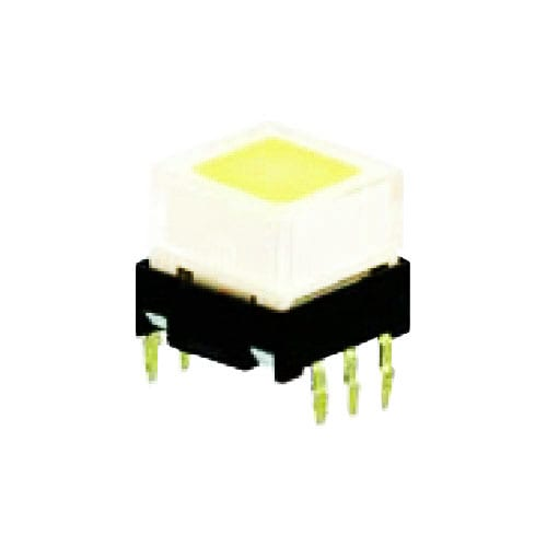 LED ILLUMINATED TACT SWITCH RJS ELECTRONICS