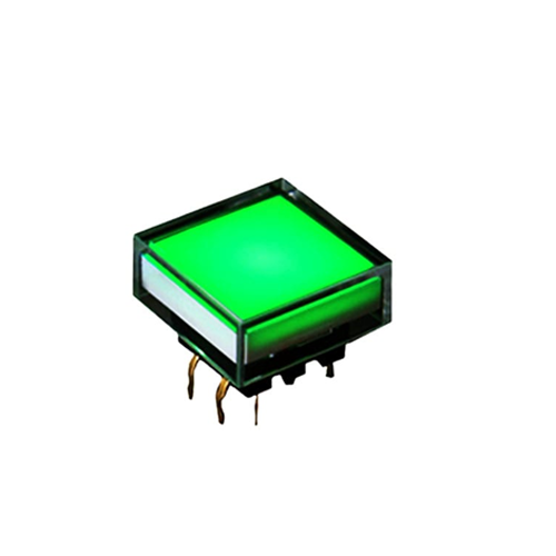 SPL16 Push button switch with led illumination, rjs electronics ltd