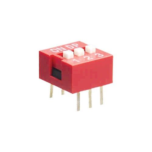 slide type dip switch, rjs electronics ltd