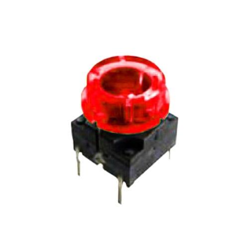 tc018 push button switch with led illumination, rjs electronics ltd
