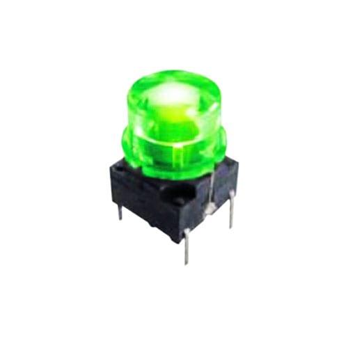 tc018 push button tact switch with led illumination