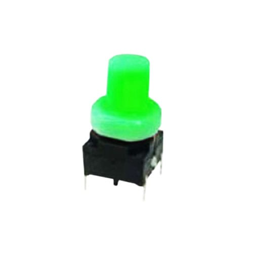 tc018 led illuminated push button tact switch with momentary function, available at rjs electronics ltd