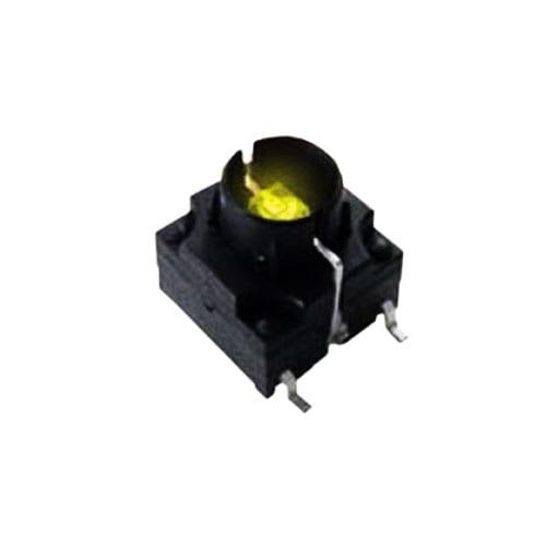 tc018 led illuminated push button tact switch, rjs electronics ltd