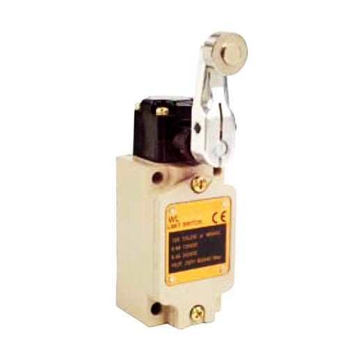 Industrial control, limit switch, WL Series, a range of actuators, IP Rated, a range of contact resistance, non-illumination RJS Electronics Ltd.