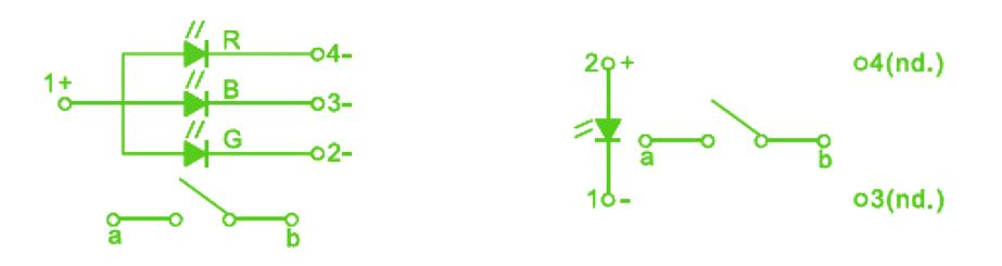 push button switch circuit, rjs electronics