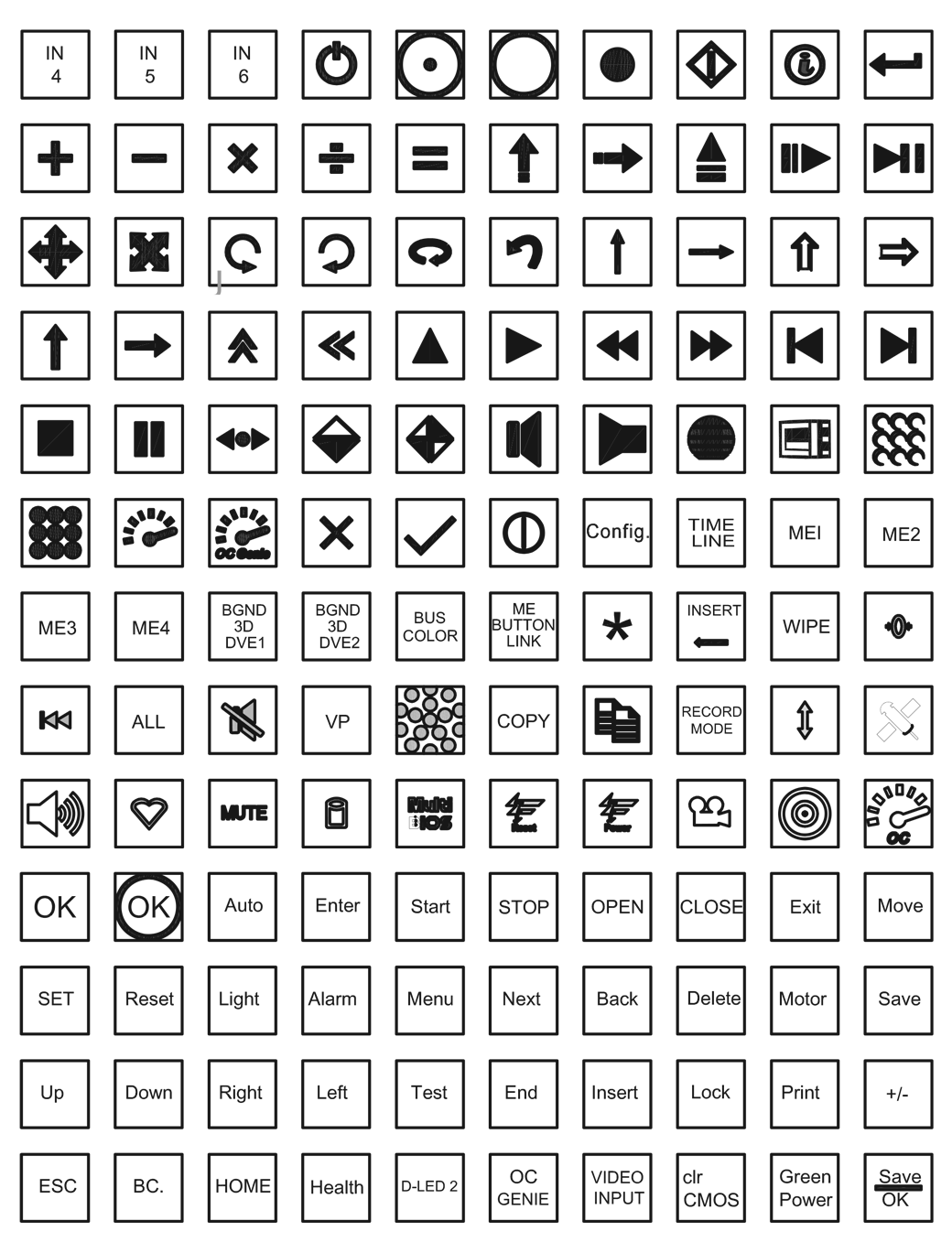 custom rotary switch markings, laser marking, rjs electronics ltd