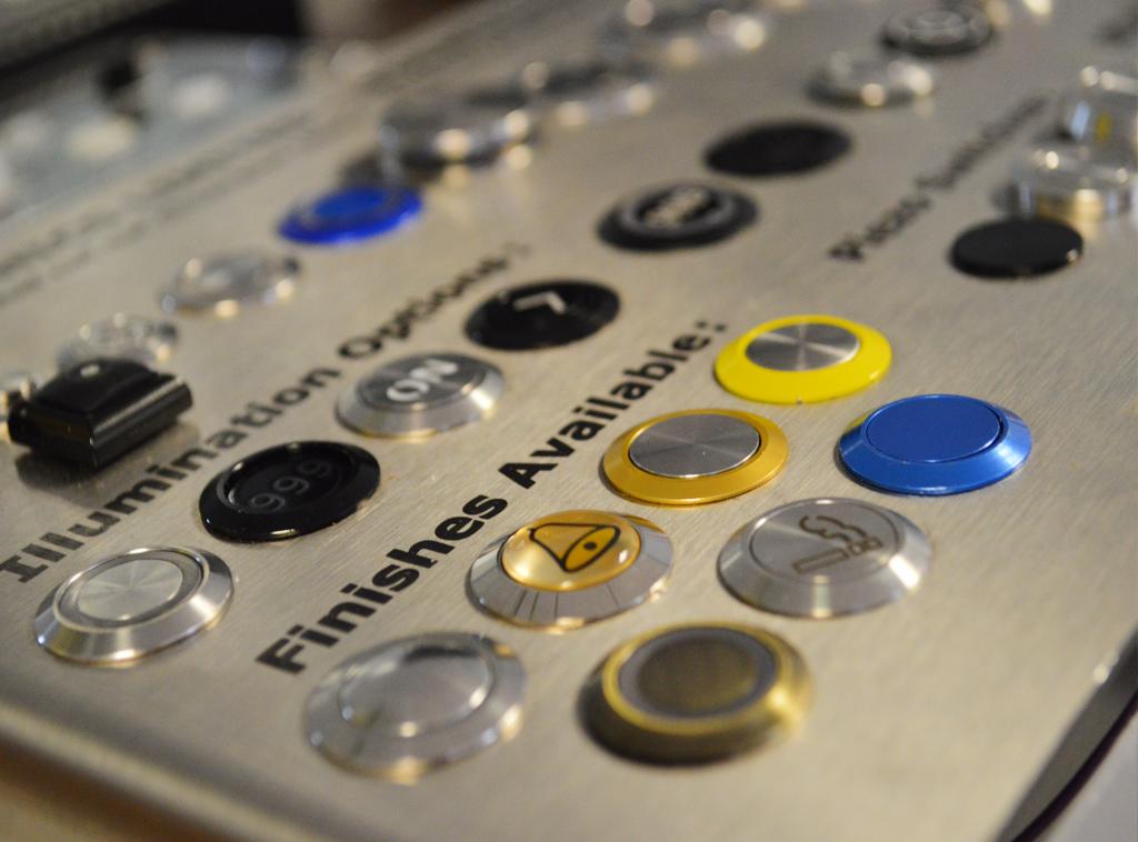 push button metal switches, RJS Electronics Ltd.