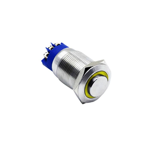 high head - high current - push button switch - rjs electronics ltd