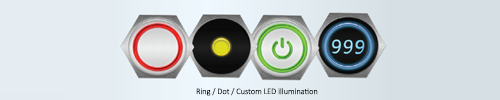 The guide – How to select the correct anti vandal RJS Electronics Ltd cap style led options