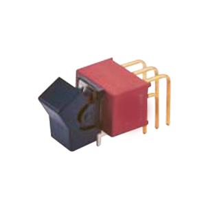 Panel mount, Rocker Switch,m7-3pdt, RJS Electronics Ltd. 3pole, double throw.