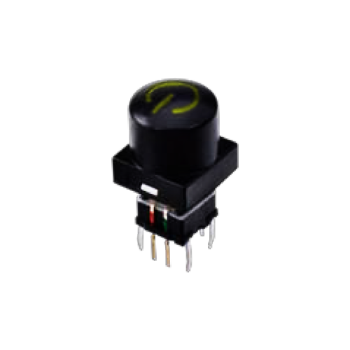 PCB led push button switch