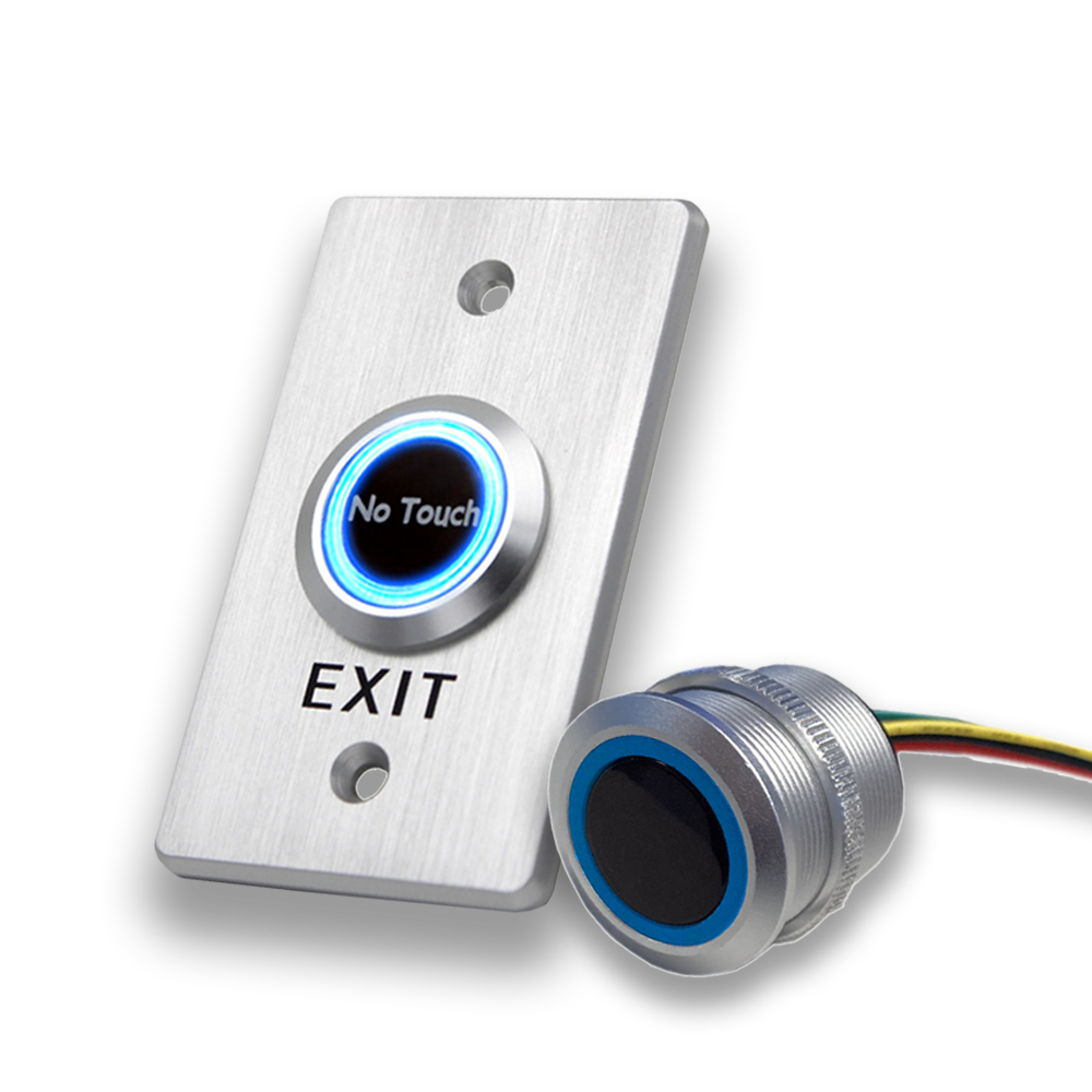 touchless infrared switch