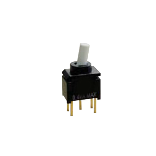 rjs-toggle-switch-2u-blk-m2-spdt, PCB, Panel mount, Toggle Switches, IP rated, without LED illumination, guards and accessories available. Miniature toggle switch, sealed waterproof toggle switch, sub-miniature toggle switches, ultraminiature toggle switches. Horizontal, right angle, vertical toggle switch. RJS Electronics Ltd.